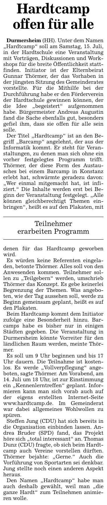 hardtcamp bnn 16.05.2017